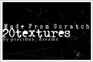 Made From Scratch by preci0us-dreams