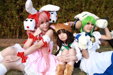 Cosplay-Rabi en Rose by neiyukina
