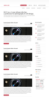 blog layout by shuffl3