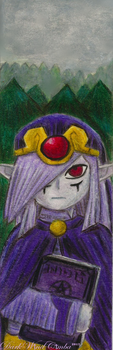 Vaati bookmark by DarkWindCimba