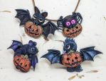 Halloween cute party set by Barsudrak
