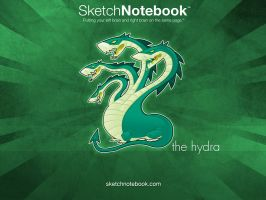 SKNB Desktop Hydra by WarBrown