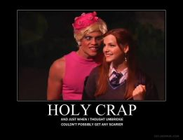 Umbridge Demotivational by ClandestineLament