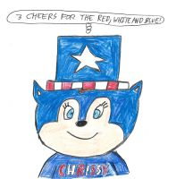 Christina Hedgeacorn - 4th. of July by dth1971