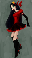 Higeki Witch Outfit by pocket-epitome