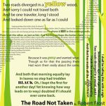 The Road Not Taken by LoveAllThingsIrish