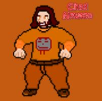 Chad Newton Official Profile Pic by ZutzuCrobat55