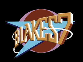 Blakes 7 Logo Remake by Xeno834