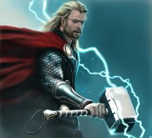 Thor by TheSig86
