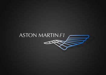 2016 Aston Martin Mercedes F1 Logo by andwerndesign