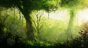 Jungle by Aeflus