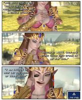 Princess of Hyrule (Part 24) by TheMaskedMoron