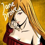 TSA Main Heroine - Jane Drake by the-silentassassinAP