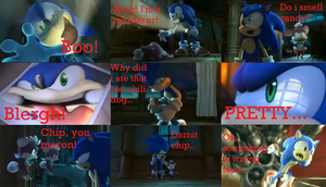 Sonic thing.. funny by blade-hedgehog
