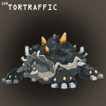 108: Tortraffic by SteveO126