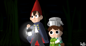 Over The Garden Wall by misaka-mikoto13