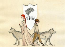 The Stark Sisters by Kitty-Grimm