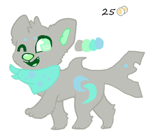 25 Point Adoptable OPEN by Nadder-Adopts