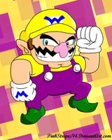 Mario's Arch-Rival by PinkStripes94