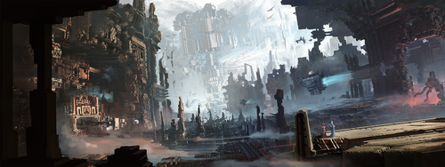 City of Order by fmacmanus