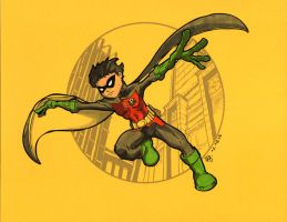 Robin by Pencilbags