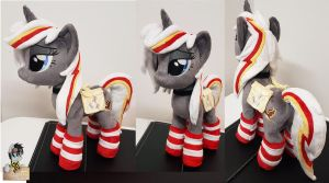 <b>Velvet Remedy Plushie Fallout Equestria</b><br><i>Epicrainbowcrafts</i>