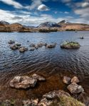 Loch on the rocks by LordLJCornellPhotos