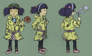 the kid color by mikefasano