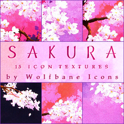 Sakura Icon Textures by jordannamorgan