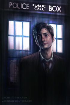 The Lonely Doctor by jasric