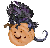 Pumpkin - FR Commission by Way-to-Haven
