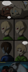 Adventures With Jeff The Killer - PAGE 125 by Sapphiresenthiss
