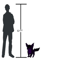 Yuu Size Scale by PsionicCastor