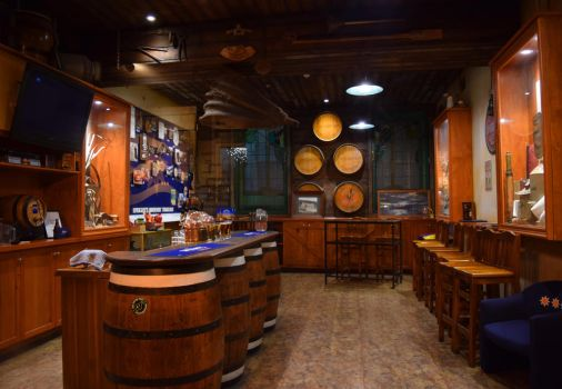 The Brewery Tasting Room by Renartus