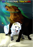 COMIC-Seasonal Trackers Pack - Front Page by Str0ngwolf