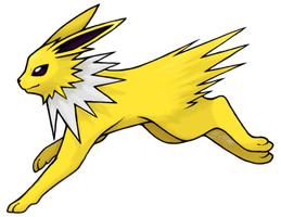 Jolteon by Hogia