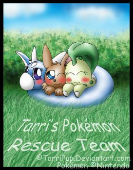Tarri's Pokemon Rescue Team by TarriPup