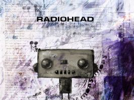 Radiohead by Choucism