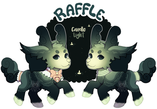 {RAFFLE - Day 21 - Candle Light - OPEN} by Renga-ADOPTS