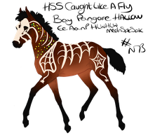 #N73 Padro Foal Design - For Me by slayingallhumans
