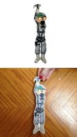 Sam Fisher Paperchild (For Sale) by trinityrenee