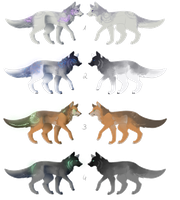 Lumen Adoptables | Point Auction |CLOSED by ToTheWonder