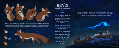 Commission: Kevin reference by Astarcis