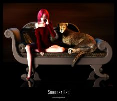 Sordora Red by Fredy3D