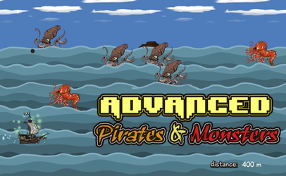 Advanced Pirates and Monsters by Stachir