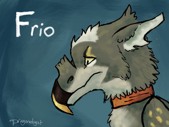 Frio by Dragonologist117
