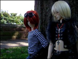 BJDs - Matt + Mello 02 by anda-chan