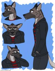 Haida by BlueRavenfire