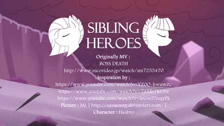 [PMV] Sibling Heroes : Great Crystal War Another S by vavacung