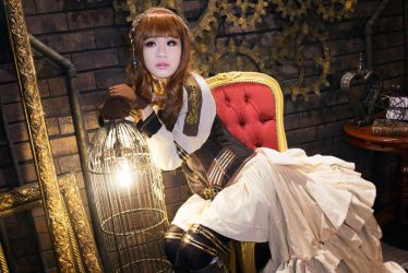 code realize - princess of genesis by maria-neige